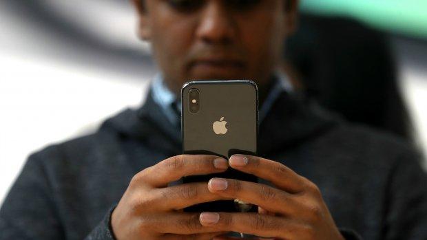 iPhone X kan slecht tegen Nederlands herfstweer