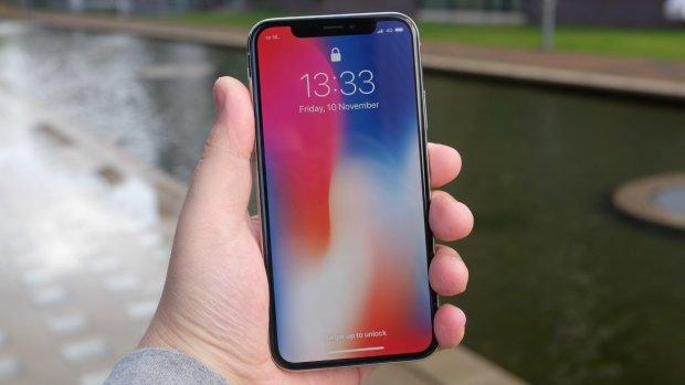 iPhone X kan na update tegen Nederlands herfstweer