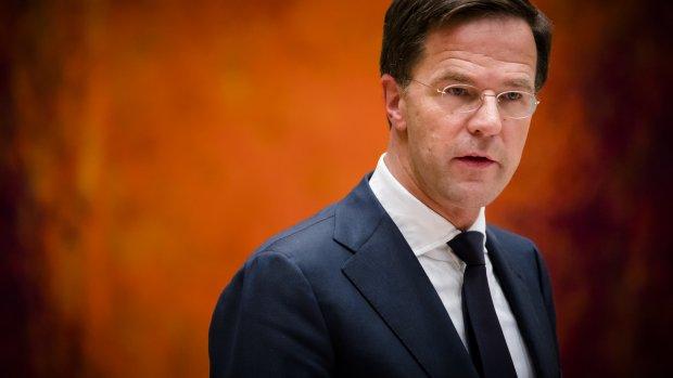 Oppositie botst hard met Rutte over dividendbelasting