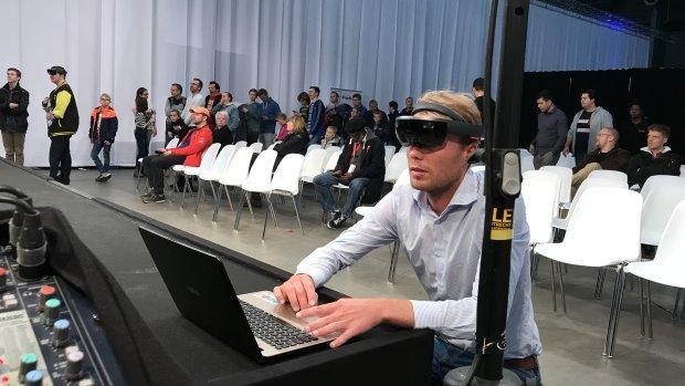 AR en VR op Bright Day: Stranger Things en HoloLens