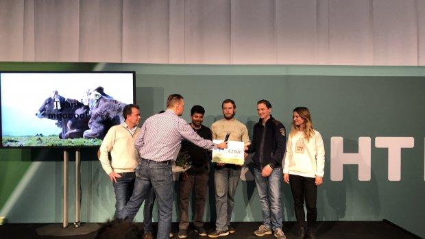 Slimme app voor coachen boeren wint Cow Hackathon
