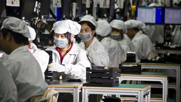 Apple waarschuwt voor schade economie door plannen Trump