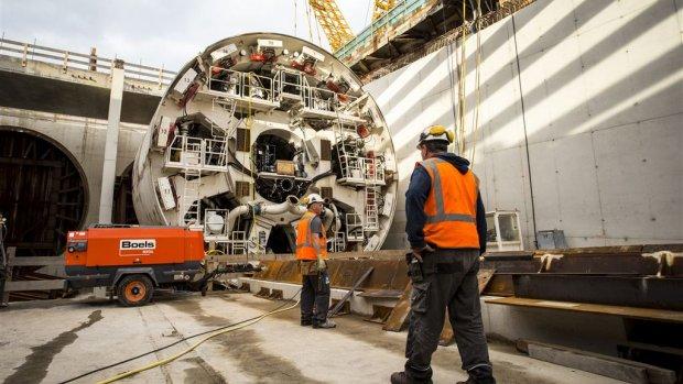 Groei bouw zakt in door tekort aan bouwvakkers