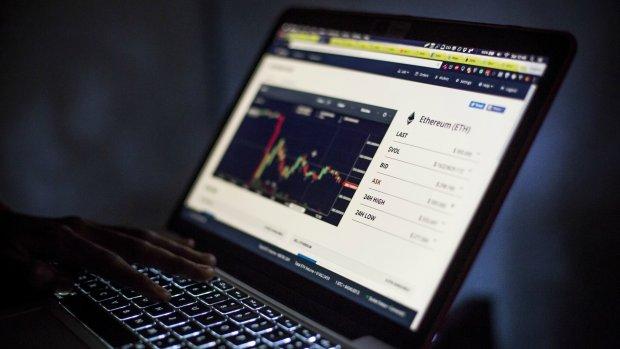 Studielening steken in cryptocurrency: Raul (18) waagt het erop