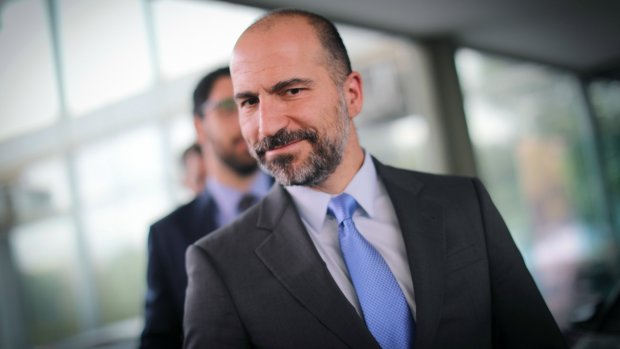 Gezocht: financieel brein dat Uber naar de beurs kan brengen