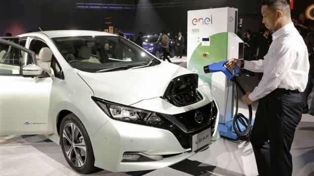 Anwb Elektrisch Rijden 10 Procent Duurder Dan Op Benzine Rtl Nieuws