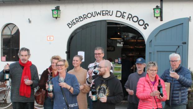 Dorpsbrouwerij betaalt obligatierente uit in bier