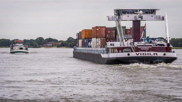 Transportsector lijdt onder stikstofregels en groei van Schiphol