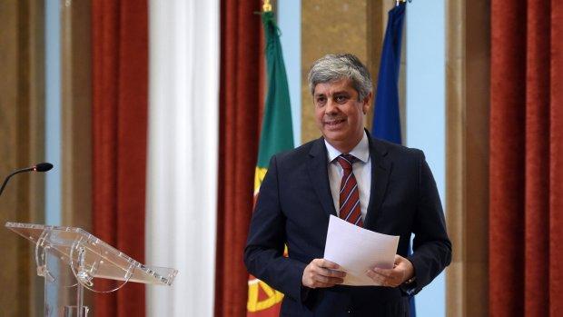 Mário Centeno volgt Dijsselbloem op als voorzitter Eurogroep