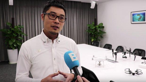 DJI: 'We komen met meer speciale drones voor bepaalde sectoren'