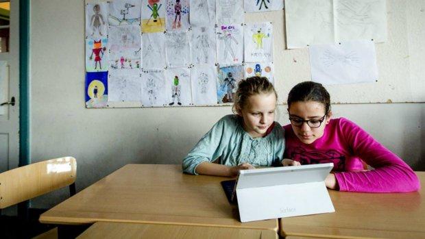 Meeste websites scholen niet beveiligd