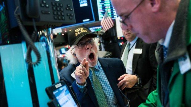 Tien krankzinnige voorspellingen voor de beurs in 2018