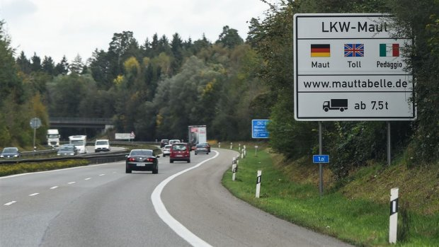 Europese rechter schiet Duits tolplan af