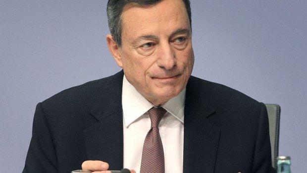 ECB: economie groeit veel harder dan gedacht