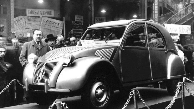 Citroën heette bijna 'Limoenman' en was bijna Nederlands