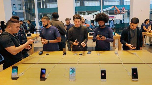 Analisten negatief over verkoop iPhone X