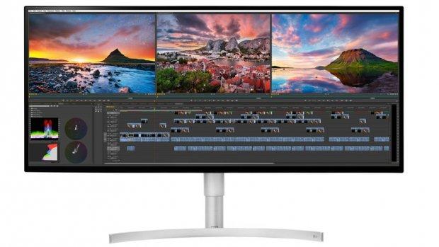 LG kondigt 5K breedbeeld-monitor met HDR aan