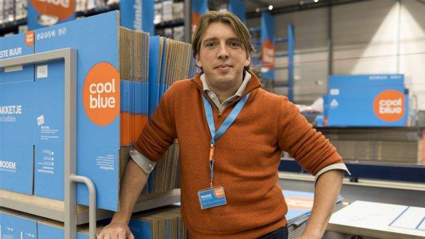 Coolblue opent meer winkels, webshop wil groeien in België