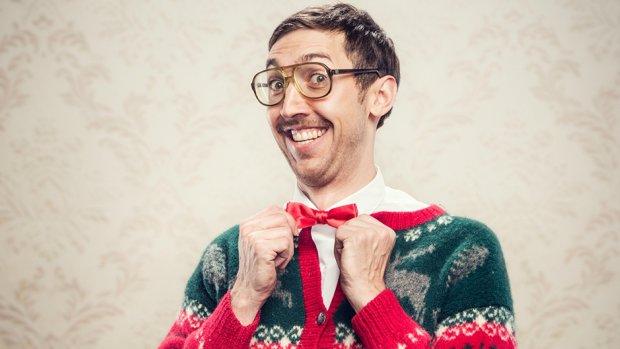 Zo overleef je het kerstdiner als 'nerd van de familie'