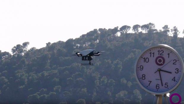 Wereldrecord: deze drone vliegt vier uur achtereen