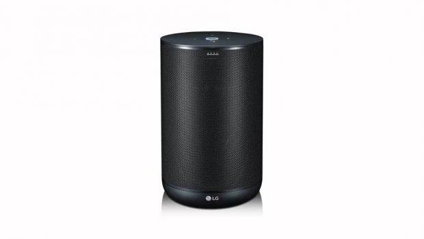LG presenteert slimme speaker met Google Assistant
