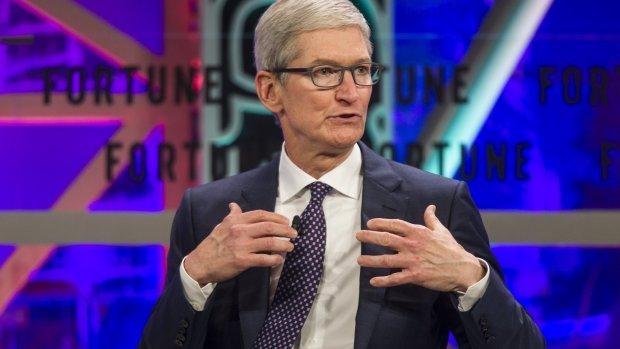 'Apple gaat eigen chips maken en zet Intel aan de kant'