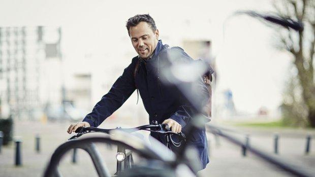 Bij VanMoof kun je nu ook abonnement op een fiets nemen