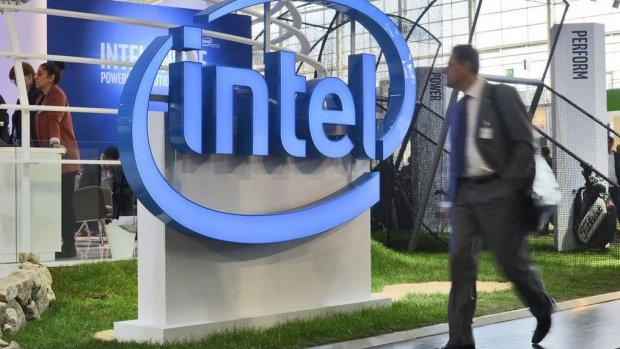 Koers Intel onderuit op de beurs door ontwerpfouten chips