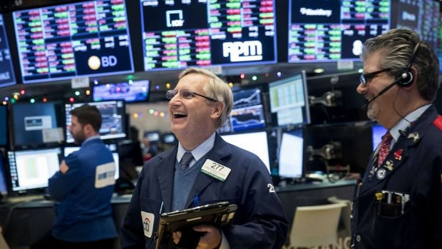 Fed-baas Powell zorgt voor euforie op Wall Street