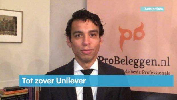'Aandeel Unilever is echt duur, groeidoelstelling te ambitieus'