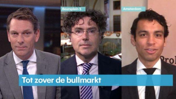 'Einde aan stijgende obligatiekoersen? Maar niet voor aandelen'