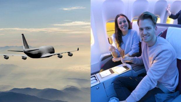 Jelmer maakt een sport van goedkoop vliegen: 'Thuisblijven is duurder'