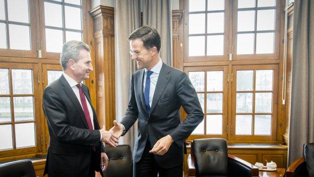 EU-begrotingstsaar: Nederland moet wel meebetalen aan brexit-gat