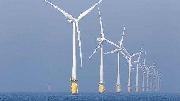 Google verbetert windparken met kunstmatige intelligentie