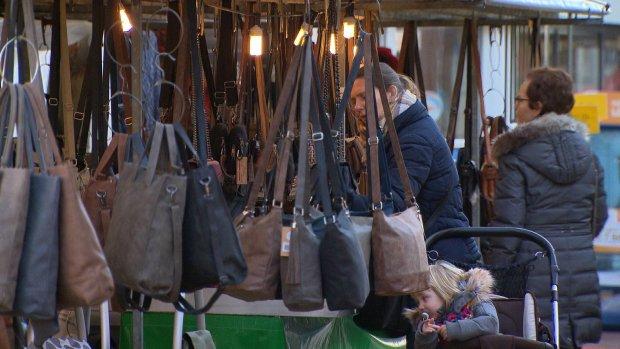 Steeds meer lege plekken: marktkooplui geven er de brui aan