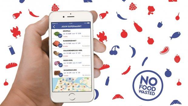 Growing Ideas – App strijdt tegen voedselverspilling