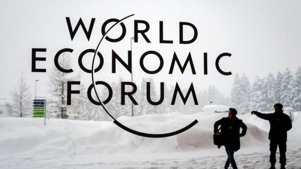 Nederlandse ondernemers in Davos: 'Het is één grote wandelgang'
