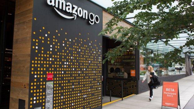 Amazon opent kassaloze supermarkt voor publiek