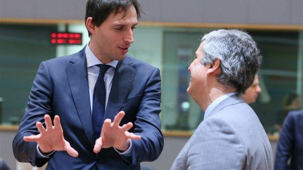 Hoekstra krijgt EU-begrotingsplan niet van tafel in nacht onderhandelen