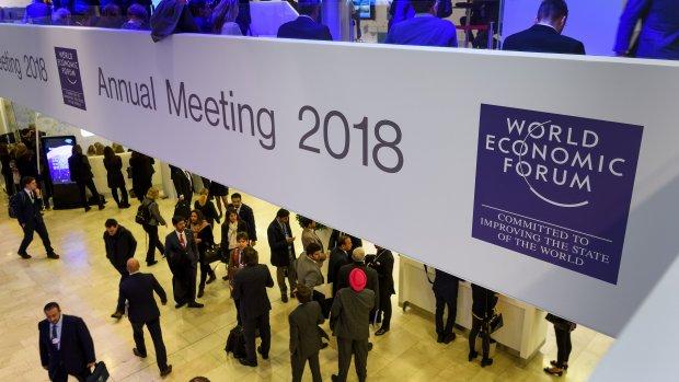 DSM 'doet' Davos al jaren: 'Zo ontmoet je mensen buiten je netwerk'