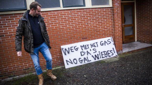 Groningse boeren eisen geld: 'Gaswinning maakt veel kapot'