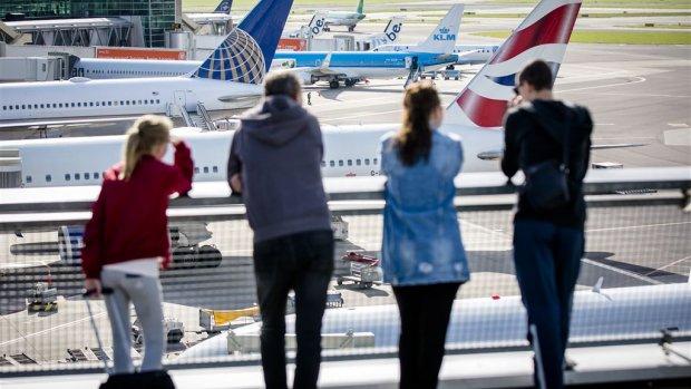 Meer dan helft bevolking is klaar met groei Nederlandse luchtvaart