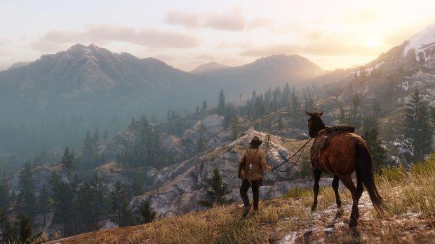 Red Dead Redemption 2 verschijnt pas in oktober