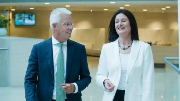 Top-toezichthouder weg bij ABN Amro: wie is Olga Zoutendijk?