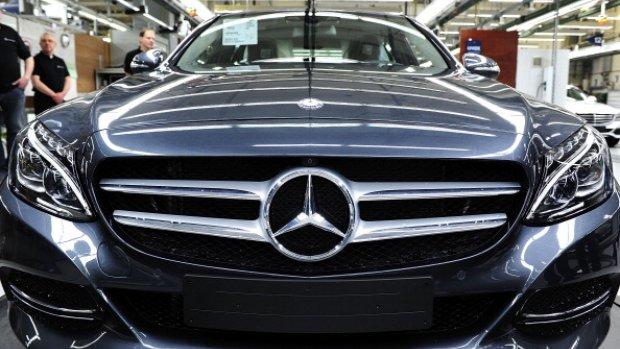 Marketingmiskleun brengt Mercedes in de problemen in China