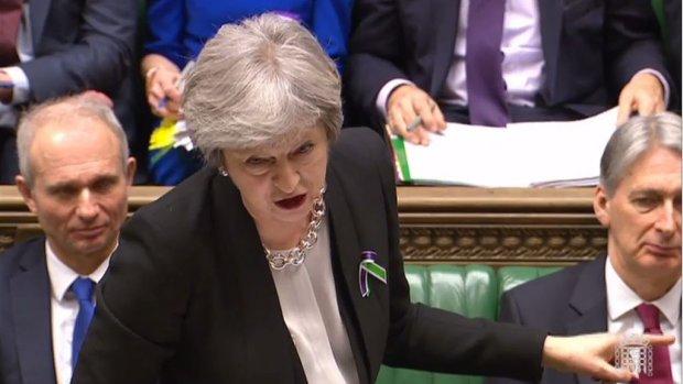 Britten zijn het onderling eindelijk eens over brexit-strategie