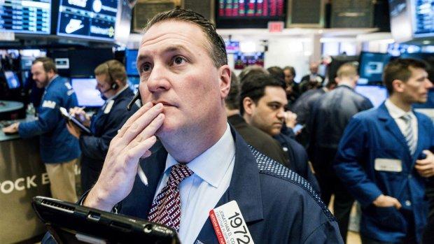 Weer forse verliezen Amerikaanse beurzen: 'Nu komen klappen'