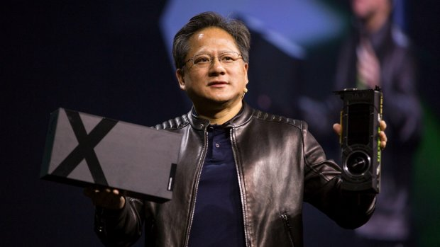 Dalende interesse cryptocurrencies raakt chipmaker Nvidia