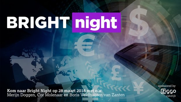 28 maart: Bright Night over e-commerce