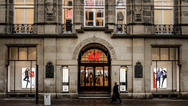 H&M heeft het zwaar in Nederland en er komt meer concurrentie aan
